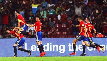 España derrota a Mali (3-1) y jugará la final ante Inglaterra