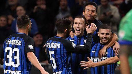 El Inter, con doblete de Icardi, gana 3-2 al Sampdoria y dormirá como líder