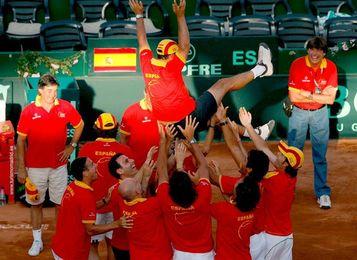 Marbella presenta su candidatura para acoger la Copa Davis en 2018