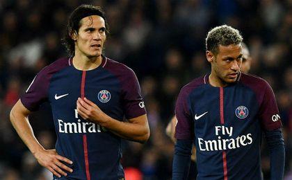 Los privilegios de Neymar que no gustan en el vestuario del PSG