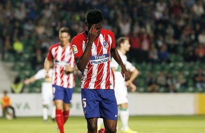 Atlético, Athletic y Villarreal sufren la rebelión de los modestos