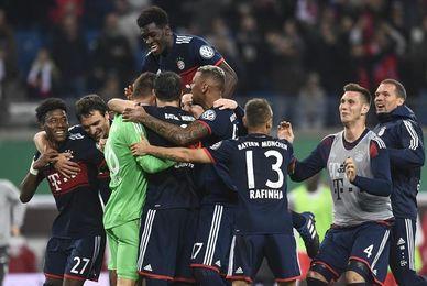 El Bayern pasa a octavos de la Copa tras derrotar al Leipzig en los penaltis