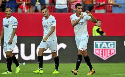 Con Ganso en el campo, el Sevilla no conoce la derrota.