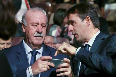 Lopetegui y Del Bosque asistirán en Jaén a un torneo de jugadores con síndrome de down