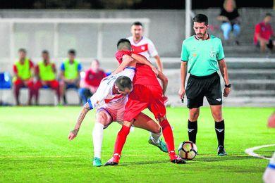 El Morón C.F. sólo ha cedido puntos en Torreblanca.
