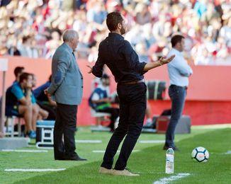 """El Girona, """"preparado"""" para recibir al Real Madrid"""