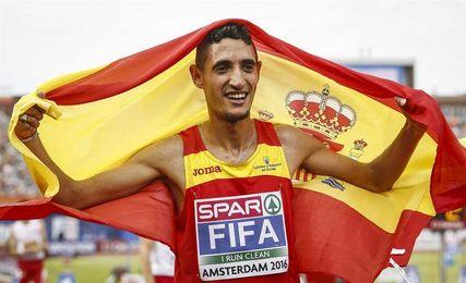 Ilias Fifa, campeón de Europa de 5.000 m., en libertad provisional