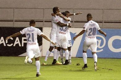 El Olimpia hondureño se corona campeón de la Liga Concacaf en los penaltis