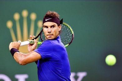 Rafael Nadal se medirá en la primera ronda de París-Bercy a Mischa Zverev o Hyeon Chung