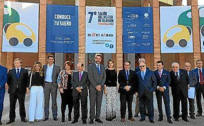 Arranca en FIBES el 7º Salón del Motor de Ocasión de Sevilla.