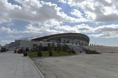 El Wanda Metropolitano, un ejemplo de diseño