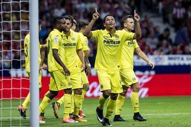 Ángel Correa y Carlos Bacca ponen las tablas entre Atlético y Villarreal