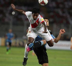 Araújo, duda para la repesca ante Nueva Zelanda por una lesión en el muslo izquierdo