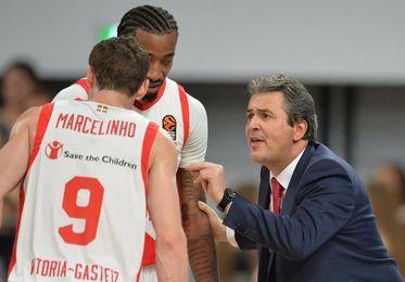 El Baskonia, a despejar dudas ante el Tecnyconta en el debut de Pedro Martínez