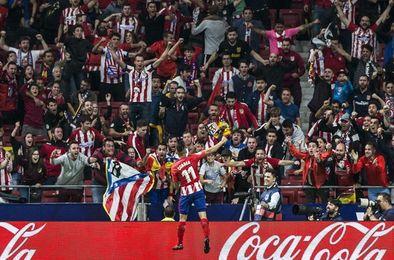 "Correa: ""Creamos ocasiones; nos falta un poquito de suerte"""
