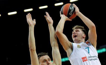 Luka Doncic, el mejor jugador (MVP) por segunda vez consecutiva