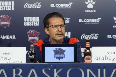 """Pedro Martínez: """"Hay una gran capacidad de mejora en el juego en equipo"""""""