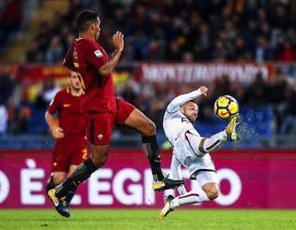 El Roma vence 1-0 al Bolonia y confirma su solidez defensiva en la Serie A