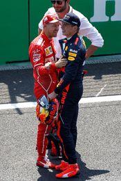 Vettel dice que Ferrari leyó bien la altitud de Ciudad de México