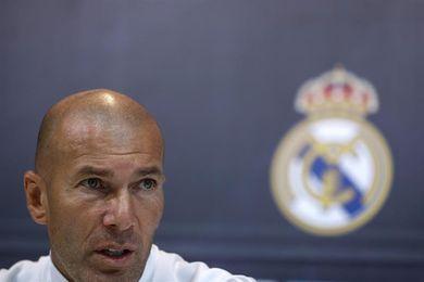 """Zidane intenta rebajar tensión antes de ir a Catalunya: """"Es solo un partido"""""""
