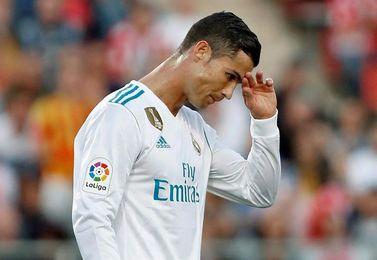 2-1. Victoria histórica del Girona que deja al Madrid a ocho puntos del líder