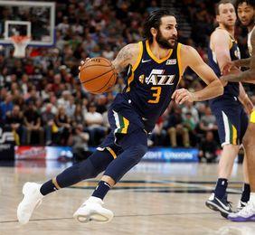 96-81. Mitchell y Rubio deciden el triunfo de los Jazz ante los devaluados Lakers