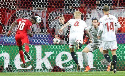El Sevilla ganó en cuatro de las cinco visitas de equipos rusos