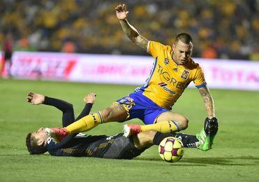 Tigres remonta ante el Cruz Azul de Jémez, que mantiene opciones de liguilla