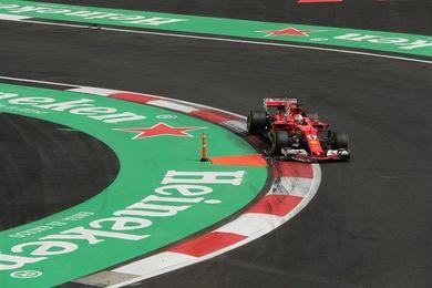 """Vettel: """"Se siente un vacío"""""""
