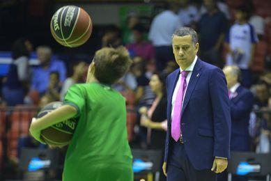 Alejandro Martínez, destituido como entrenador del Betis Baloncesto