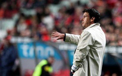 Manuel Machado, destituido como entrenador del Moreirense