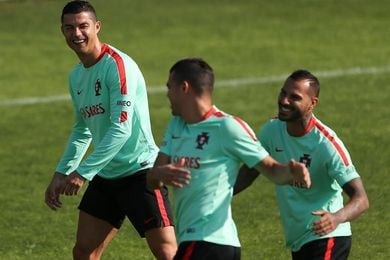 Portugal jugará dos amistosos en las zonas más afectadas por los incendios