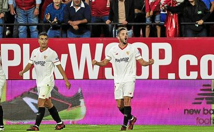 El Sevilla se plantea 'premiar' a Sarabia