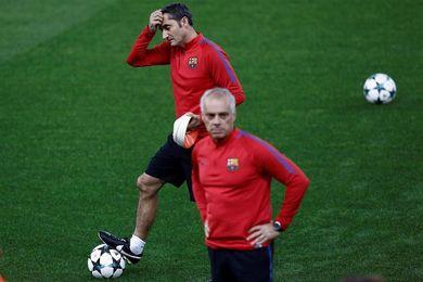 """Valverde,sobre una posible vuelta de Neymar:""""Veremos qué ocurre en el futuro"""""""