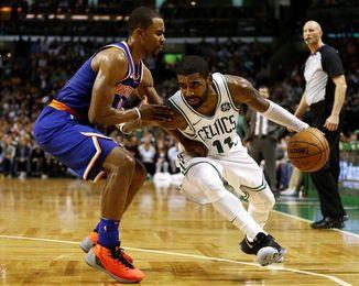 108-94. Irving reivindica condición de líder y da a Celtics quinto triunfo