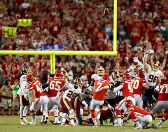 29-19. Butker se erige en el líder de la ofensiva ganadora de los Chiefs