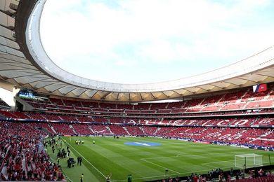 El derbi Atlético-Real Madrid, el sábado 18 noviembre a las 20.45