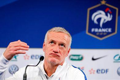 Deschamps prolonga dos años contrato como seleccionador francés, hasta 2020