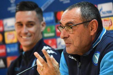 """Sarri define al City """"el mejor de Europa entrenado por el mejor del mundo"""""""