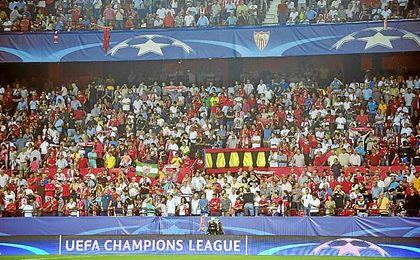 La UEFA ha prohibido que el Sevilla venda entradas a los aficionados rusos.