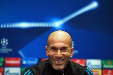 """Zidane: """"Me gustan los retos y cuando las cosas se ponen difíciles"""""""