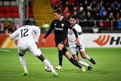 El Athletic obligado a ganar al Östersund para seguir teniendo opciones