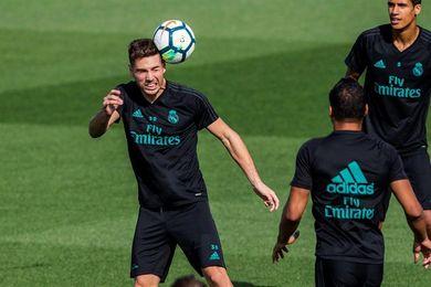 Luca Zidane, intervenido en el hombro derecho en Francia