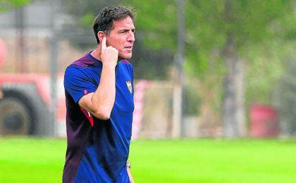Sevilla F.C.-Spartak: Berizzo, 'this is la Champions'