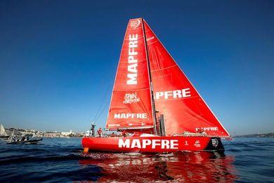 Xabi Fernández y el ´Mapfre´, el reto español para ganar la Volvo Ocean Race