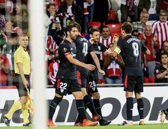 El Athletic sufrió para imponerse.