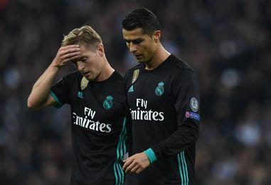 """Cristiano Ronaldo: """"¿Crisis? La gente olvida muy rápido lo bueno"""""""
