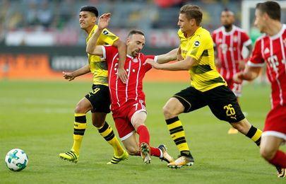 Un Dortmund desinflado recibe a un Bayern en racha