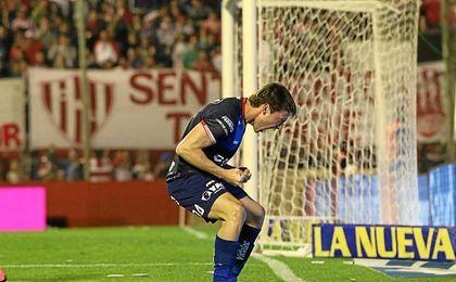 Soldano es uno de los máximos anotadores de la Superliga argentina.