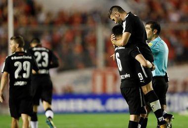 2-0. Independiente sentenció la serie ante Nacional y se medirá con Libertad